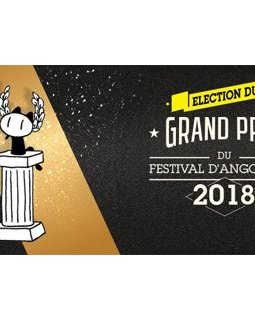 Richard Corben Grand Prix d'Angoulême 2018 !