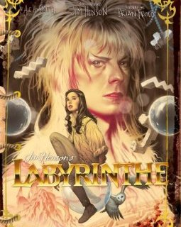 Labyrinthe - A.C.H. Smith, Jim Henson, Brian Froud - critique
