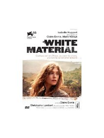 White material - le test DVD
