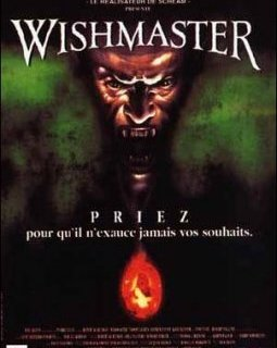 Wishmaster - la critique du film et le test blu-ray