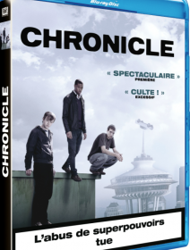 Chronicle - le test blu-ray