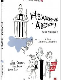 Heavens above - la critique + le test DVD