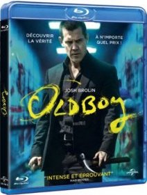 Old Boy (2014) - le test DVD
