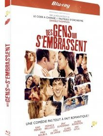 Des gens qui s'embrassent - le test blu-ray