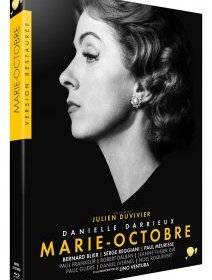 Marie-Octobre - Julien Duvivier - critique + le test Blu-ray