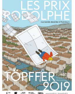 Dominique Goblet lauréate du Grand Prix BD Töpffer 2020