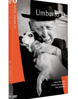 Umberto D. - le test DVD