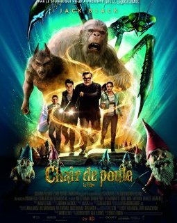 Chair de poule (Goosebumps) - la critique du film