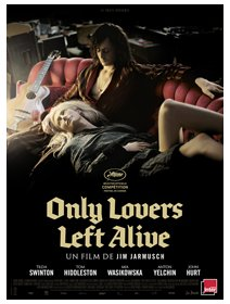 Only lovers left alive - la critique du film