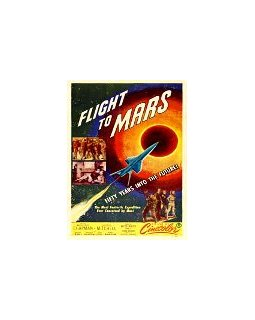 Flight to Mars - la critique
