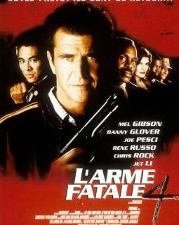 L'arme fatale 4 - la critique du film