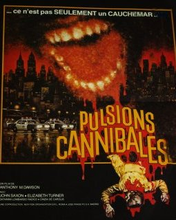 Pulsions Cannibales - la critique du film + le test DVD