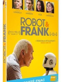Robot and Frank (Robot & Frank) - le test DVD
