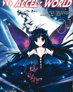 Accel World . T1 - La chronique BD
