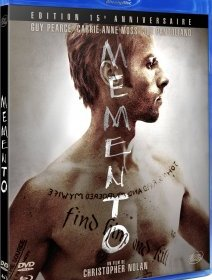 Memento - le test blu-ray
