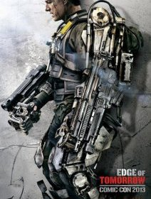 Edge of Tomorrow, Tom Cruise en met plein la vue dans son exosquelette - bande-annonce