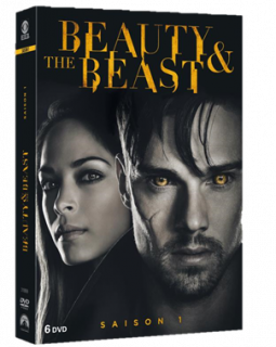 Beauty and the beast saison 1 en DVD