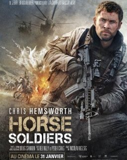 Box-office USA : Horse Soldiers et Criminal Squad gonflent les muscles