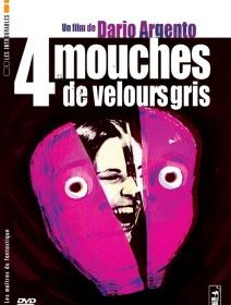 Quatre mouches de velours gris - la critique + le test blu-ray