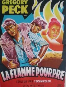 La flamme pourpre - la critique du film