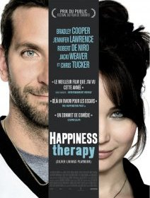 Happiness therapy : Bradley Cooper et Jennifer Lawrence vont vous rendre heureux
