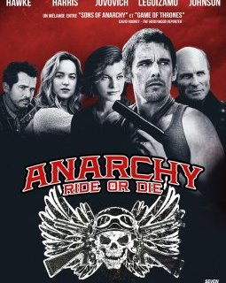 Anarchy - la critique + le test DVD
