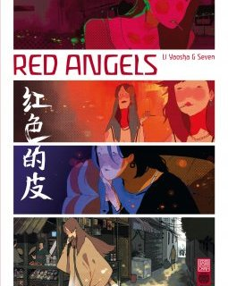 Red Angels - La chronique BD