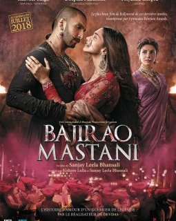 Bajirao Mastani - la critique du film + le test Blu-ray Collector