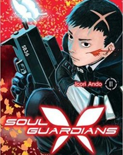 Soul Guardians . Tome 1 - La chronique BD
