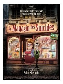 Le magasin des suicides - Patrice Leconte animera Cannes