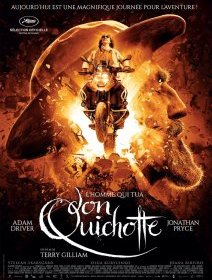 L'Homme qui tua Don Quichotte - Terry Gilliam - critique