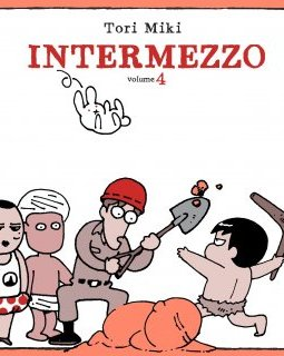 Intermezzo . Volume 4 - Tori Miki - chronique BD