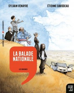 La balade nationale . - Les Origines - La chronique BD