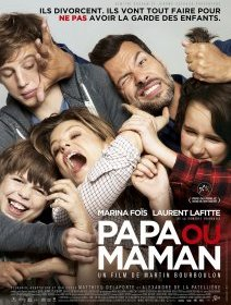 Papa ou maman - la critique du film + le test blu-ray