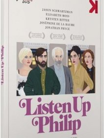 Listen up Philip - le test DVD