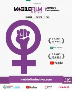 Le mobile Film Festival 2020 soutient la journée internationale des femmes