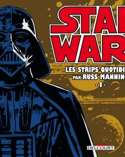 Star Wars Strips . T.1 - La chronique BD