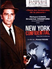 New York Confidential - la critique + le test DVD