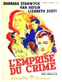 L'emprise du crime - la critique du film
