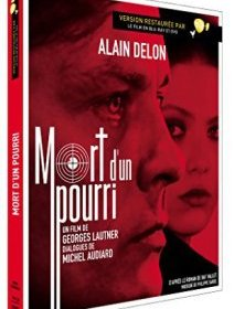 Mort d'un pourri - le test blu ray
