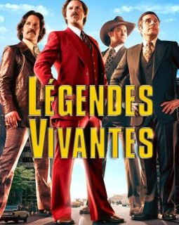 Légendes vivantes - la critique du film