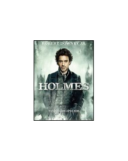 Sherlock Holmes - les affiches
