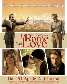 Woody Allen en tête du box-office italien avec To Rome with Love