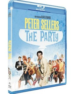 The Party - le test blu-ray