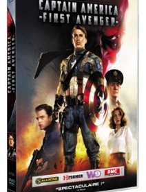 Captain America - le test DVD