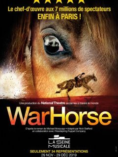 War Horse - la critique du spectacle