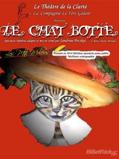 Le chat botté - la chronique du spectacle
