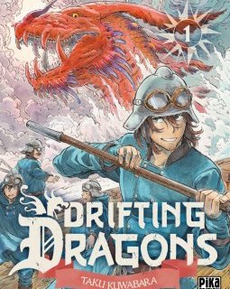 Drifting Dragons . T1 – chronique BD
