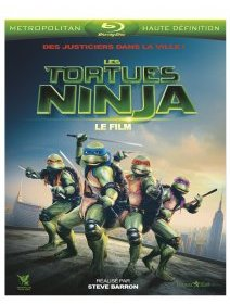 Les Tortues Ninja : le film sort en blu-ray