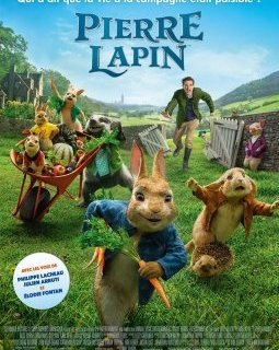 Pierre Lapin - la critique du film